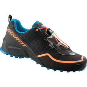 Dynafit Speed Mountain GTX Shoes Men, black/mykonos blue
